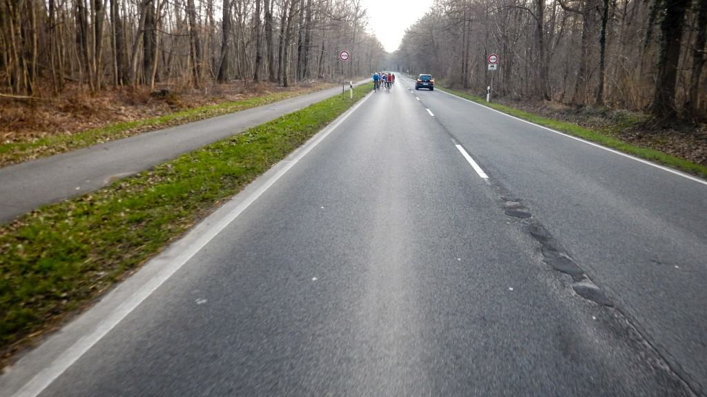 Scuderia-Ausfahrt