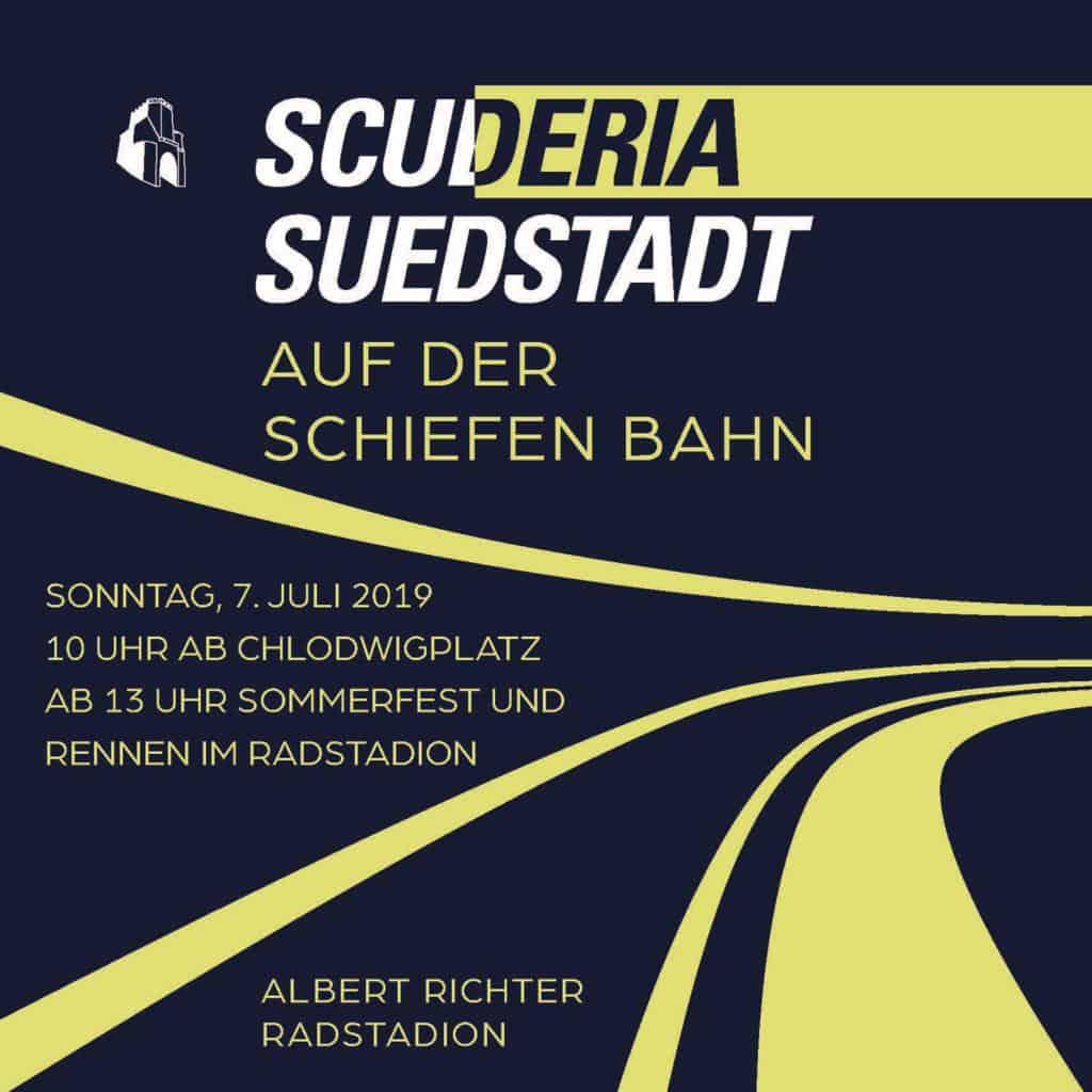 Scuderia Suedstadt Bahnrad Radstation Köln