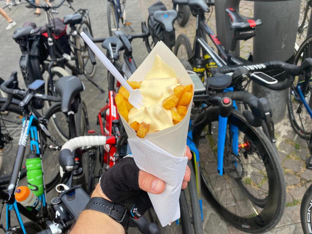 Scuderia Suedstadt Radsport in Köln bei der Tours de Frites